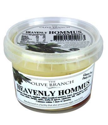 Heavenly Hommus Dip