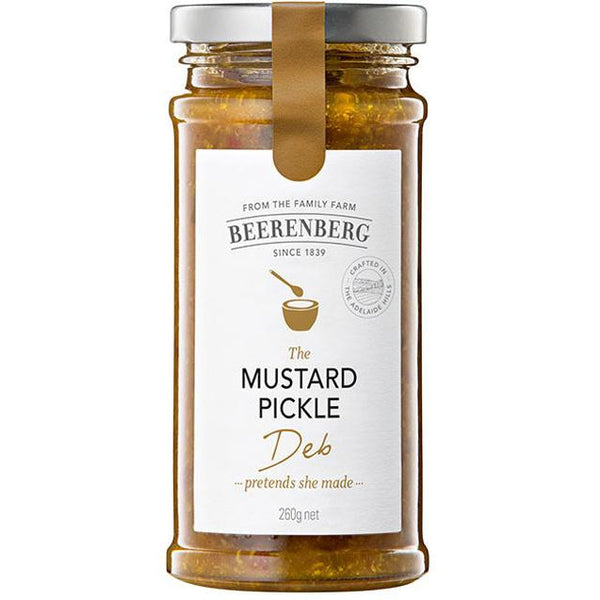 Beerenberg Mustard Pickle