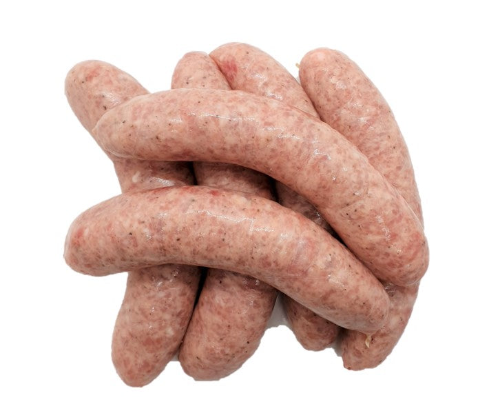 Sausages Old English Pork (Pack of 6)