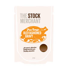 Stock Merchant Old Fashion Gravy