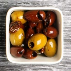 Olives Baked Spanish Mix 180gr