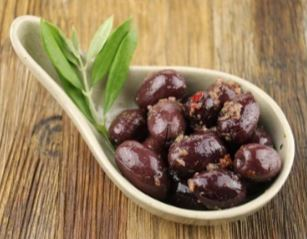 Olives Marinated Balsamic Kalamata 200gr