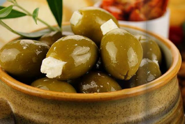 Olives Fetta Stuffed 180gr