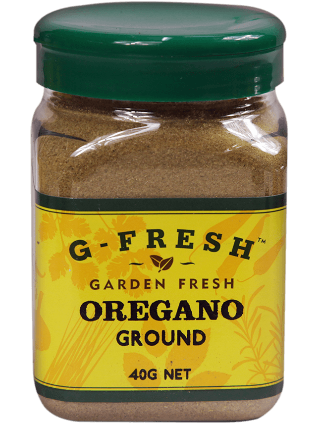 Gfresh Oregano Ground 40g