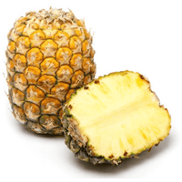 Pineapple Gold Half