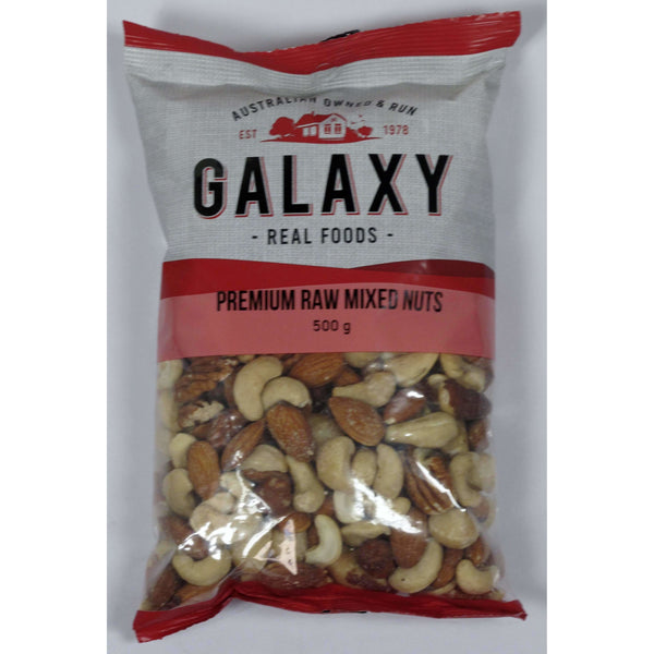 Raw Premium Nut Mix