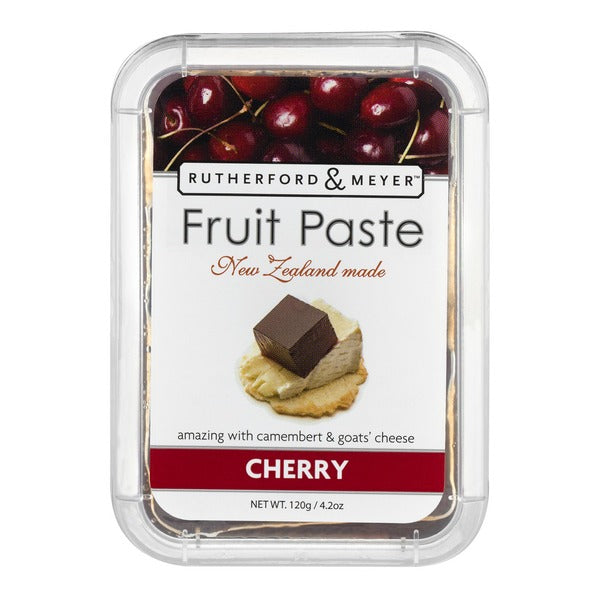 Rutherford & Myer Cherry Fruit Paste 120g