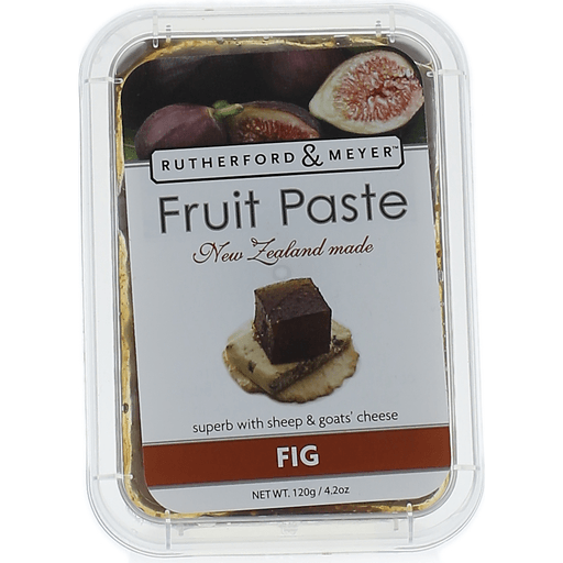Rutherford & Myer Fig Fruit Paste 120g