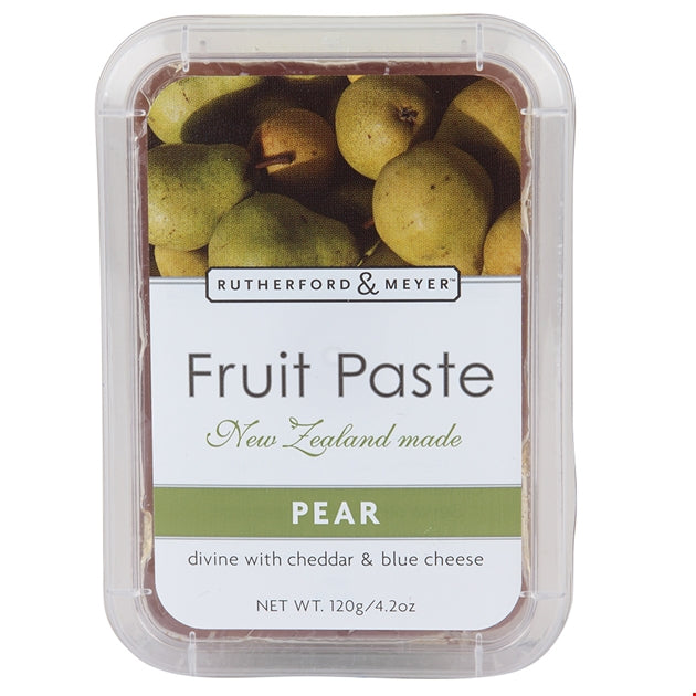 Rutherford & Myer Pear Fruit Paste 120g