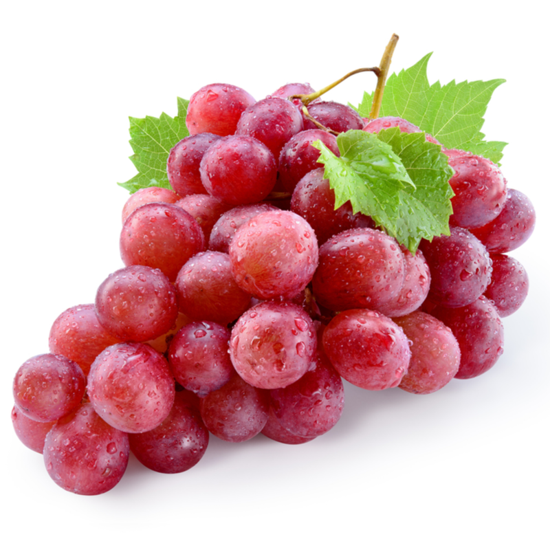 Grapes Red Seedless 500gr