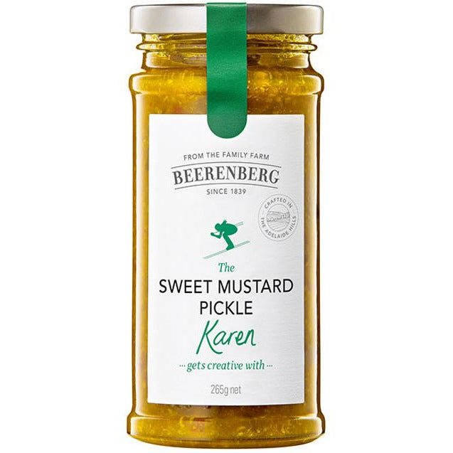 Beerenberg Sweet Mustard Pickle
