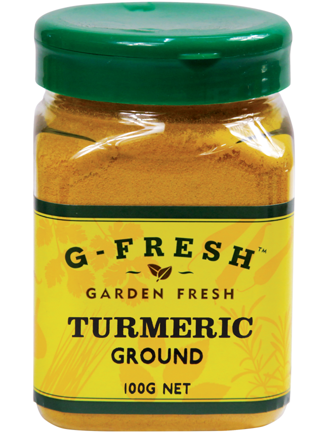 Gfresh Turmeric Ground 100g