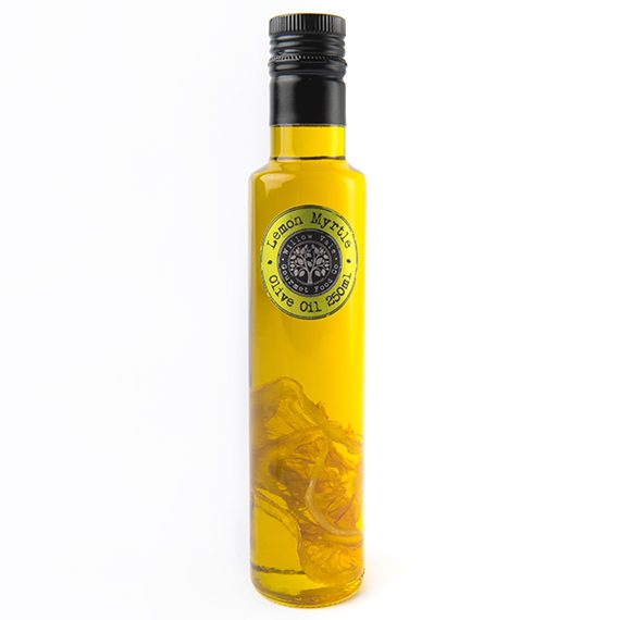 Willow Vale Lemon Myrtle Infused Oil 250ml