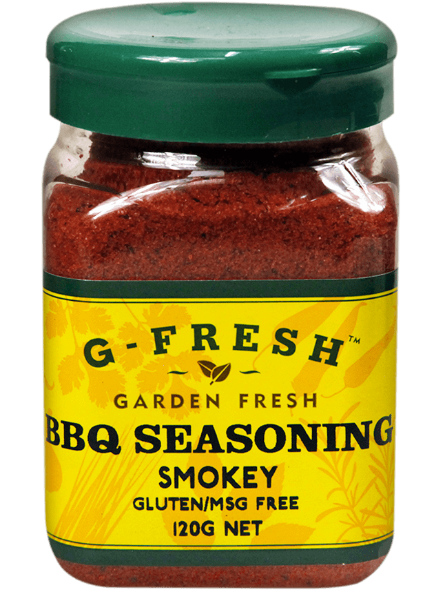 Gfresh BBQ Seasoning Smokey 120g