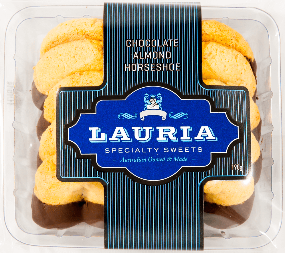 Lauria Almond Horseshoe Chocolate