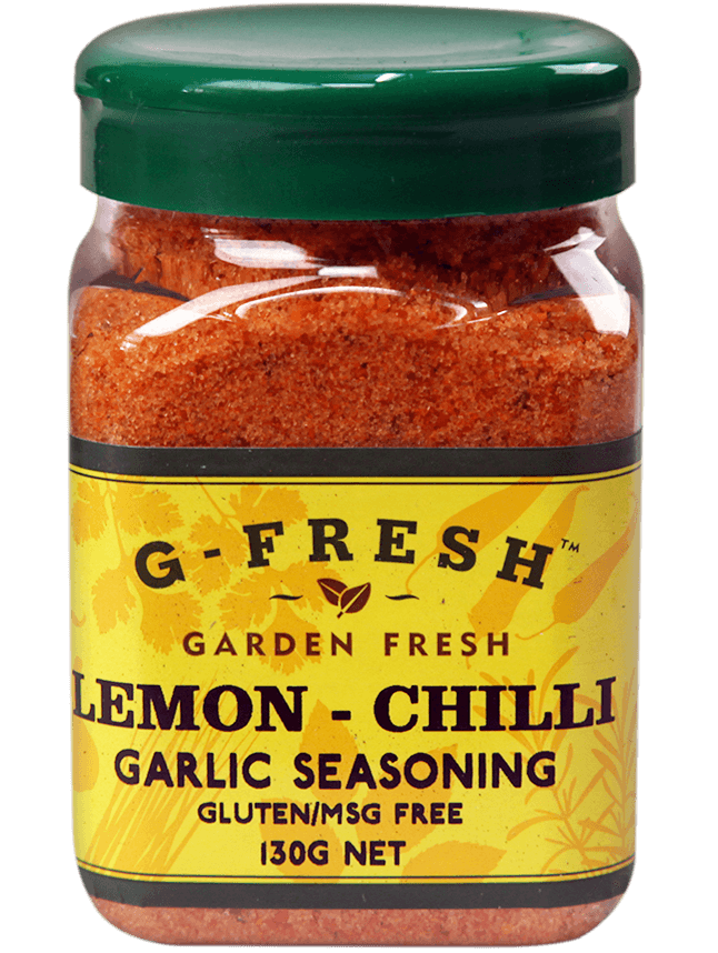 Gfresh Lemon Chilli Garlic 130g
