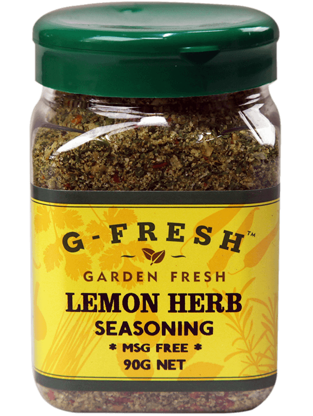 Gfresh Lemon Herb Seasoning 90g