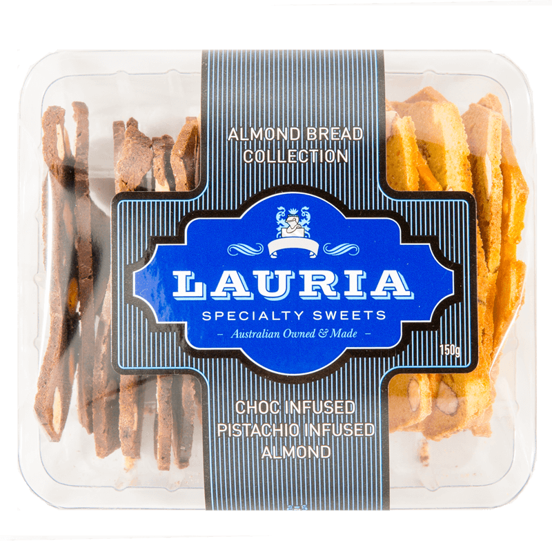 Lauria Almond Bread Collection