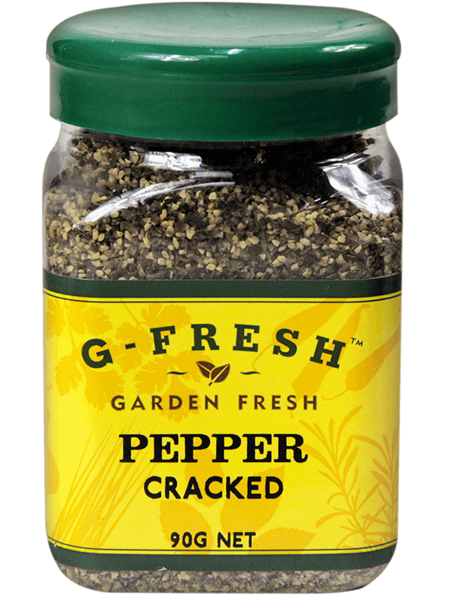 Gfresh Pepper Cracked 90g