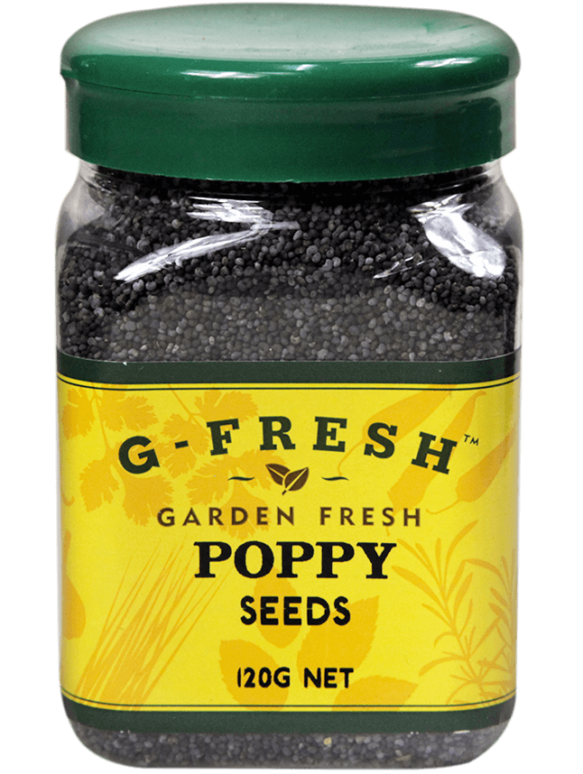 Gfresh Poppy Seeds 120g