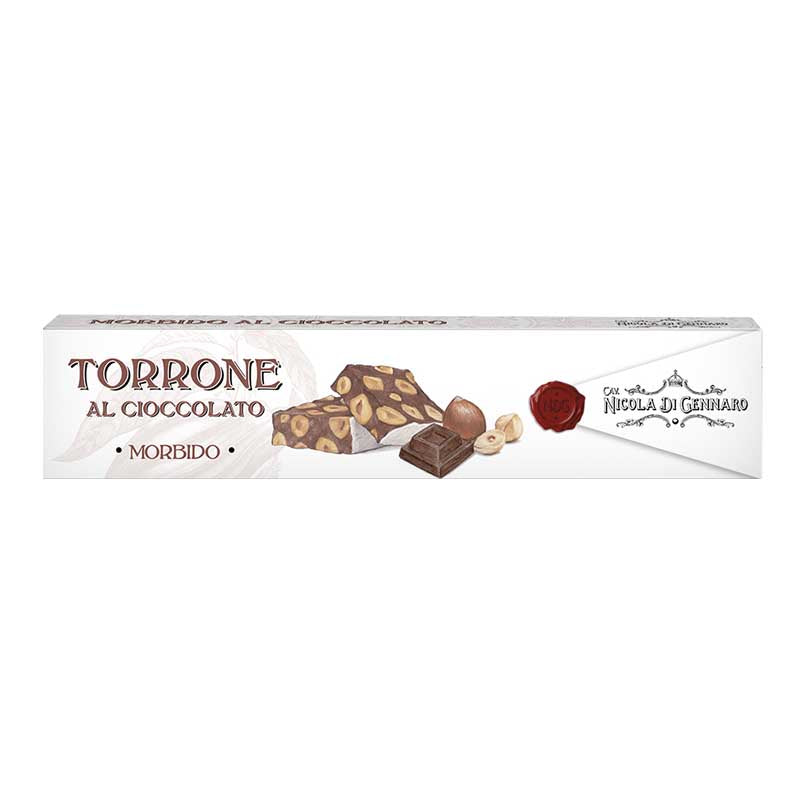 Cavaliere Soft Chocolate Nougat 150g