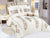 Code (BRD-010) Bridal Comforter 8 Piece Set