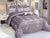 Code (BRD-012) Bridal Comforter 8 Piece Set