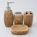 Ceramic Bath Set 4 Piece, Code (BTS:207)