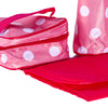 Baby Bag Pink Lining Color 5 in 1 set