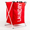 Laundry Basket Red