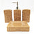 Ceramic Bath Set 4 Piece, Code (BTS-360)