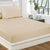 Fitted Bed Sheet - Cream