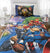 Avengers Single Bed Set