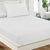 Fitted Bed Sheet - White