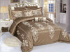 Code (BRD-009) Bridal Comforter 8 Piece Set