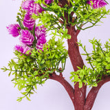 Puple Tree Planter