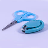 Baby Manicure Set Skyblue