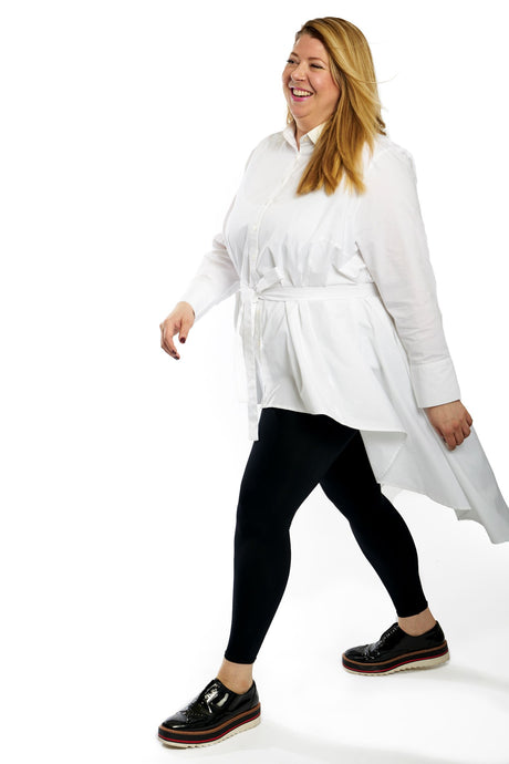 Hi Low Belted Tunic