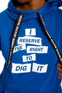 I Reserve the Right... Hoodie