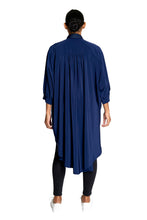 Load image into Gallery viewer, High-Low Three Quarter Sleeve Tunic