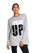Load image into Gallery viewer, Speak Up Sweater