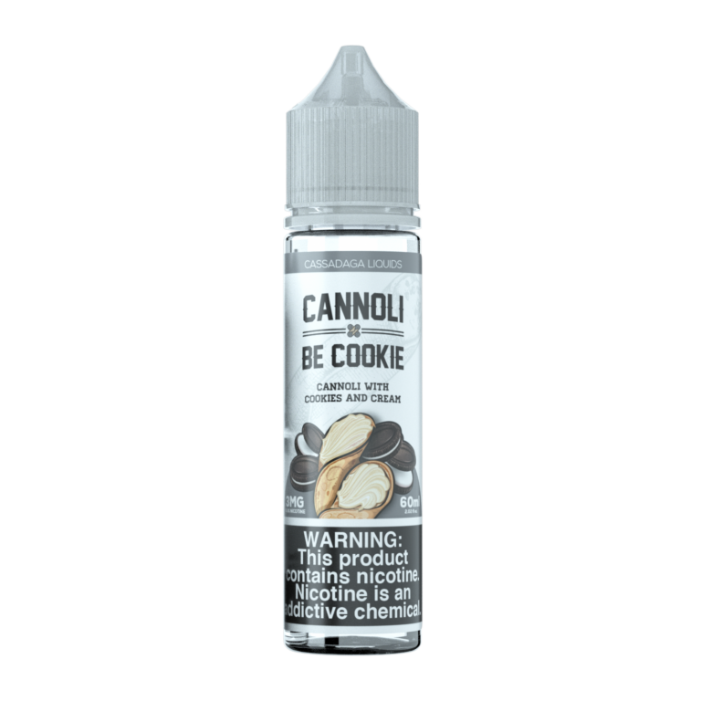 Cannoli Be Cookie (Reserve) | <br>by Cassadaga Liquids - Wholesale Vape Supply | E-Liquids | Electronic Cigarettes Drip Cave®