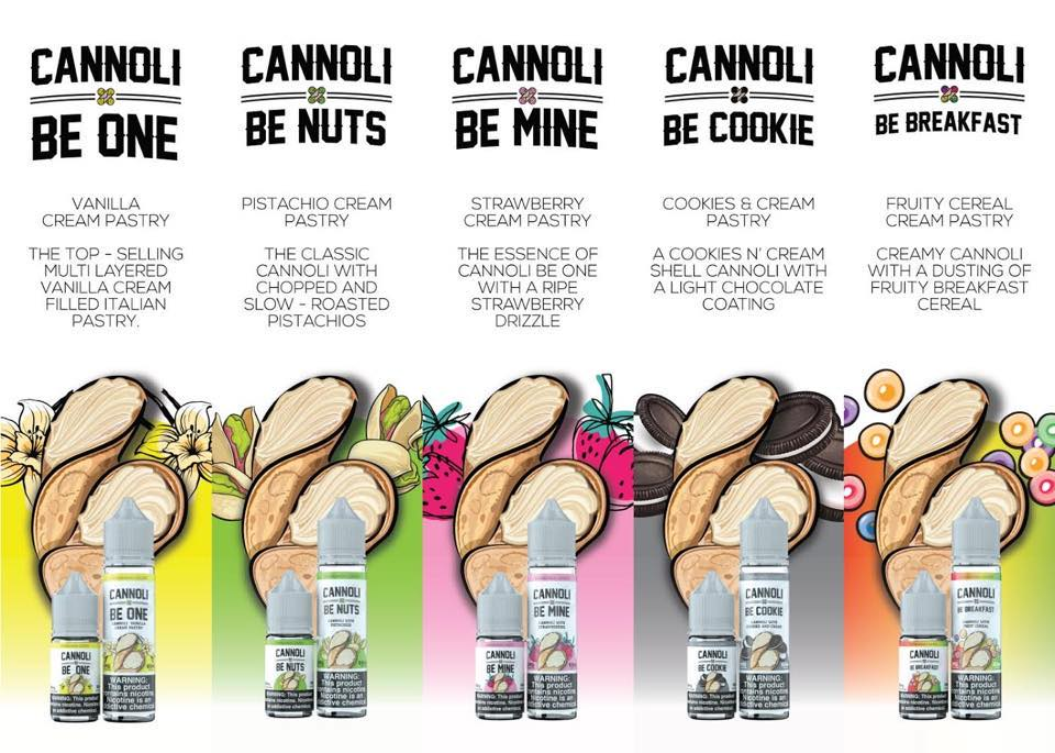 Cannoli Be Breakfast  | <br>by Cassadaga Liquids - Wholesale Vape Supply | E-Liquids | Electronic Cigarettes Drip Cave®