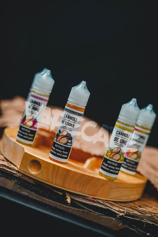 Cannoli Be Nuts | <br>by Cassadaga Liquids - Wholesale Vape Supply | E-Liquids | Electronic Cigarettes Drip Cave®