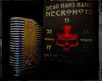 NECRONOM |<br> by Dead mans hand - Wholesale Vape Supply | E-Liquids | Electronic Cigarettes Drip Cave®