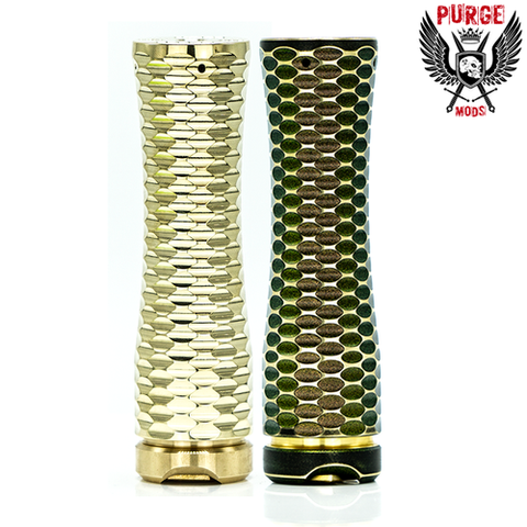 The Viper mech mod | <br> by Purge - Wholesale Vape Supply | E-Liquids | Electronic Cigarettes Drip Cave®