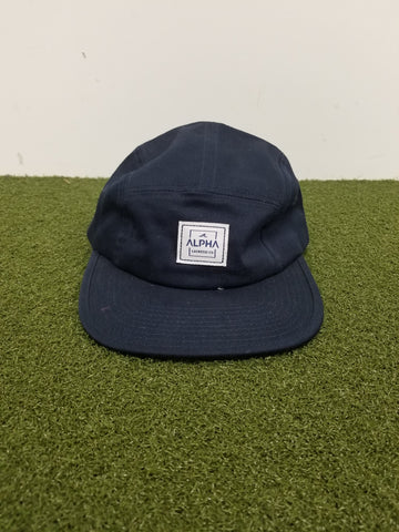 Alpha Box 5-Panel Hat