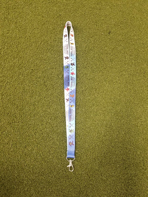 Dancing Bears Lanyard