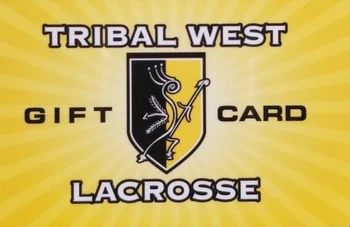 Tribal West Lacrosse *Electronic* Gift Card