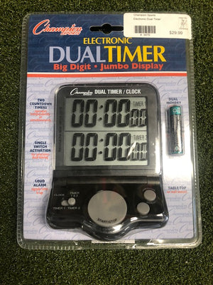 Electronic Dual Timer